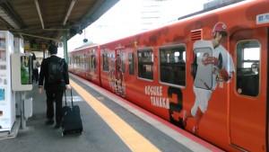 カープ電車 4