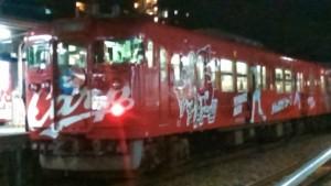 カープ電車 2