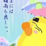 梅雨の時期、、~佐藤編~